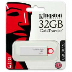 KINGSTON 32GB DTIG4/32GB USB 3.0/2.0 USB BELLEK