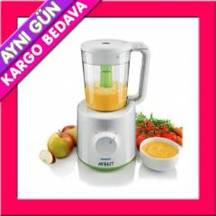 Philips Avent Wasabi H�zl� Pi�irici ve Blender