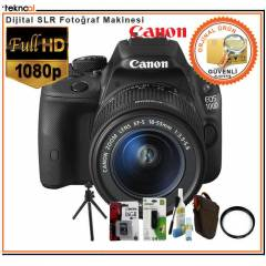 Canon EOS 100D 18 Mp 18-55 mm DC III Lens 18MP