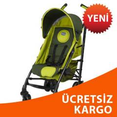 Chicco Lite Way Baston  Puset  Green Wawe