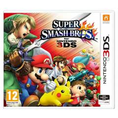 Super Smash Bros Nintendo 3ds SIFIR KUTUSUNDA