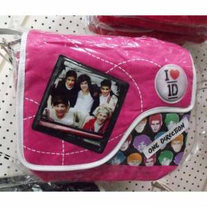 One direction �anta postac� Pembe orjinal �r�n