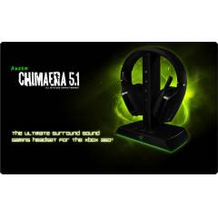 RAZER CHiMAERA 5.1 T1 WiRELESS HEADSET STOKTA