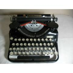 1930's UNDERWOOD PORTABLE DAKT�LO - �ANTALI