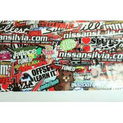 Hella flush Hawaii - Tazmanya Canavar� Sticker