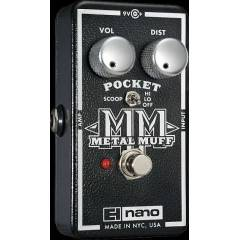 Electro Harmonix Metal Muff Distortion Pedalı