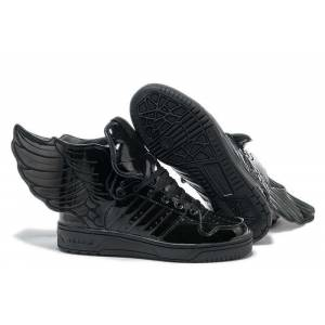 JEREMY SCOTT  BLACK WINGS   45  HEMEN TESL�M