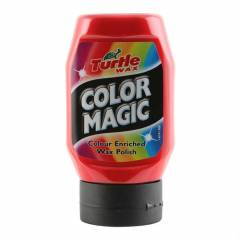 TURTLE WAX COLOR MAGIC RENKL� C�LA KIRMIZI
