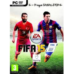Fifa 15 PC CD KEY Origin 2015 HEMEN OYNA!!!