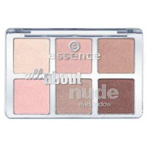Essence All About Nude Far Paleti