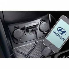 HYUNDAI USB AUX iPOD iPHONE Y KABLOSU