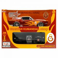 MAISTO GALATASARAY 1967 FORD MUSTANG R/C 1:24