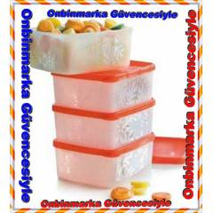 TUPPERWARE ANTART�KA SET 400 ML 4 L�