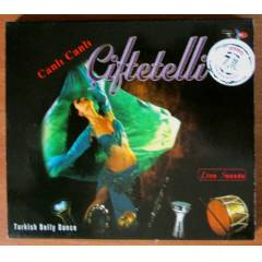 ��FTETELL� - TURKISH BELLY DANCE CD 2.EL