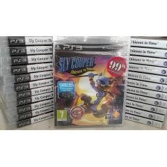 SLY COOPER THIEVES IN TIME PS3 OYUN SIFIR T�RK�E