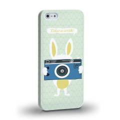 Biggdesign Take A Smile I Phone 5/5S Kapak