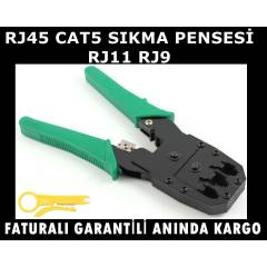 RJ45 RJ11 RJ9 SIKMA PENSES� ETHERNET CAT5 PENSE