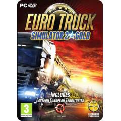 EURO TRUCK SIMULATOR 2 GOLD PC/LINUX STEAM KEY