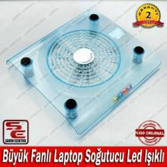 B�y�k Fanl� Laptop So�utucu Led I��kl� A KAL�TE