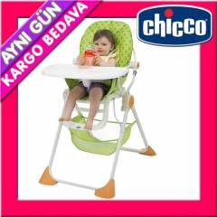 Chicco Pocket Lunch Mama Sandalyesi Jade