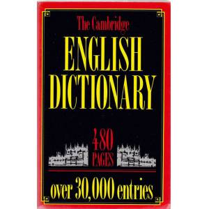 THE CAMBR�DGE ENGLISH DICTIONARY-�NG�L�ZCE S�ZL�