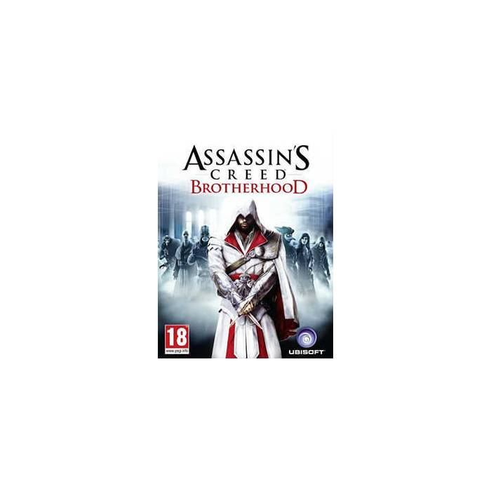Assassin's Creed Brotherhood Eu Steam Uncut.
