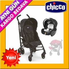 Chicco Lite Way Plus Travel Set Puseti Night