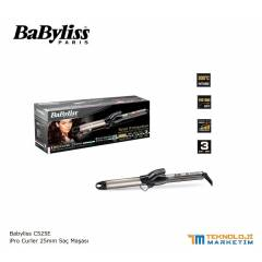 Babyliss C525E iPro Curler 25mm Sa� Ma�as�