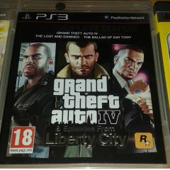 Gta 4 Episodes From Liberty City Ps3 COMPLETE ED