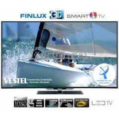 "Finlux 42""(107cm) 3D SMART UYDULU 400HZ LED TV"