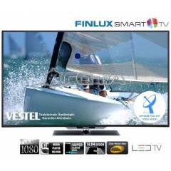 "Finlux 40""(102cm) SMART UYDULU 400HZ SLIM LED TV"
