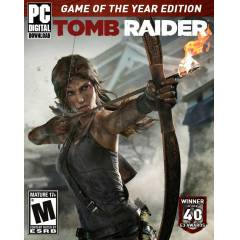 TOMB RAIDER GAME OF THE YEAR PC STEAM CD KEY