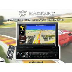 Harward HR-ND7920 Navigasyon Tv Dvd Usb indash