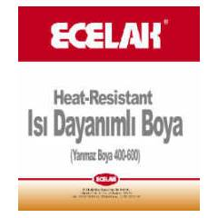 ECELAK Is� Dayan�ml� Boya-600 (Yanmaz Boya) 3 KG