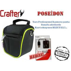 Crafter Design-POSE�DON Kamera �anta