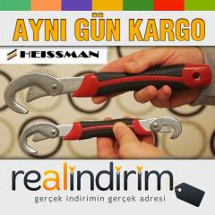 Ak�ll� Pense Seti Mucizevi Heissman Magic Wrench