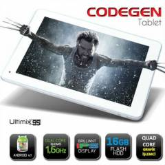 "Codegen Ultimix 9,7"" �ift �ekirdek ��lemci 1GB"