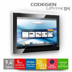 "CODEGEN ULTIMIX94 9,4"" ��FT �EK�RDEK 1GB 16GB"