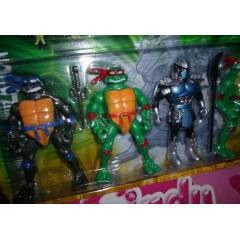 TMNT N�NJA KAPLUMBAGALAR 5'li ACT�ON F�G�R SET�