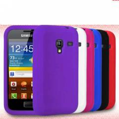 Samsung S6500 Galaxy Mini 2 Soft Silikon KILIF