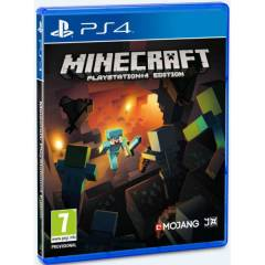 PS4 MiNECRAFT PS4 EDiTiON PAL STOKTAAAA
