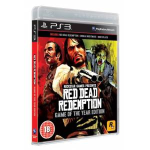 RED DEAD GAME OF THE YEAR EDITION PS3 OYUN