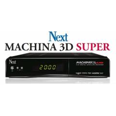 Next Machina 3D S�PER HD Ak�ll� Uydu Al�c�s�