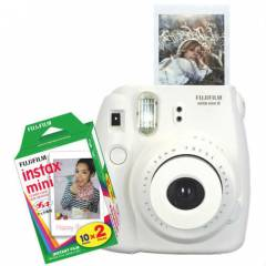 Fujifilm Instax Mini 8 �ip�ak Makine+20Poz+Set
