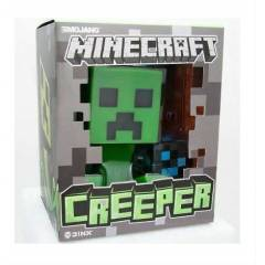 Minecraft ps3 ps4 Vinyl Creeper Figure