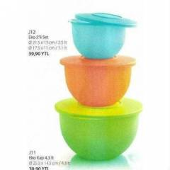 TUPPERWARE EKO SET �OOOKK F�YATAA!!!!