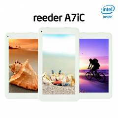"REEDER A7�C - 7"" INTEL DUAL 8GB WIFI TABLET PC"