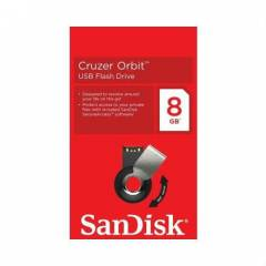 Sandisk 8 GB Cruzer Orbit USB Flash Bellek