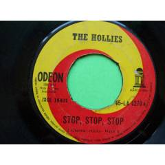 THE HOLLIES - STOP,STOP,STOP