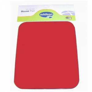 ADDISON 300143 L�x Big MOUSE PAD (K�rm�z�)